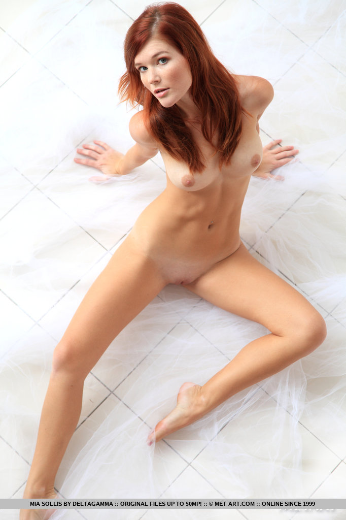 Remarkable, very Lynette beautiful redhead nude