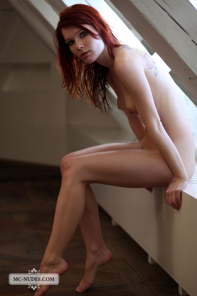 Attic nude #9