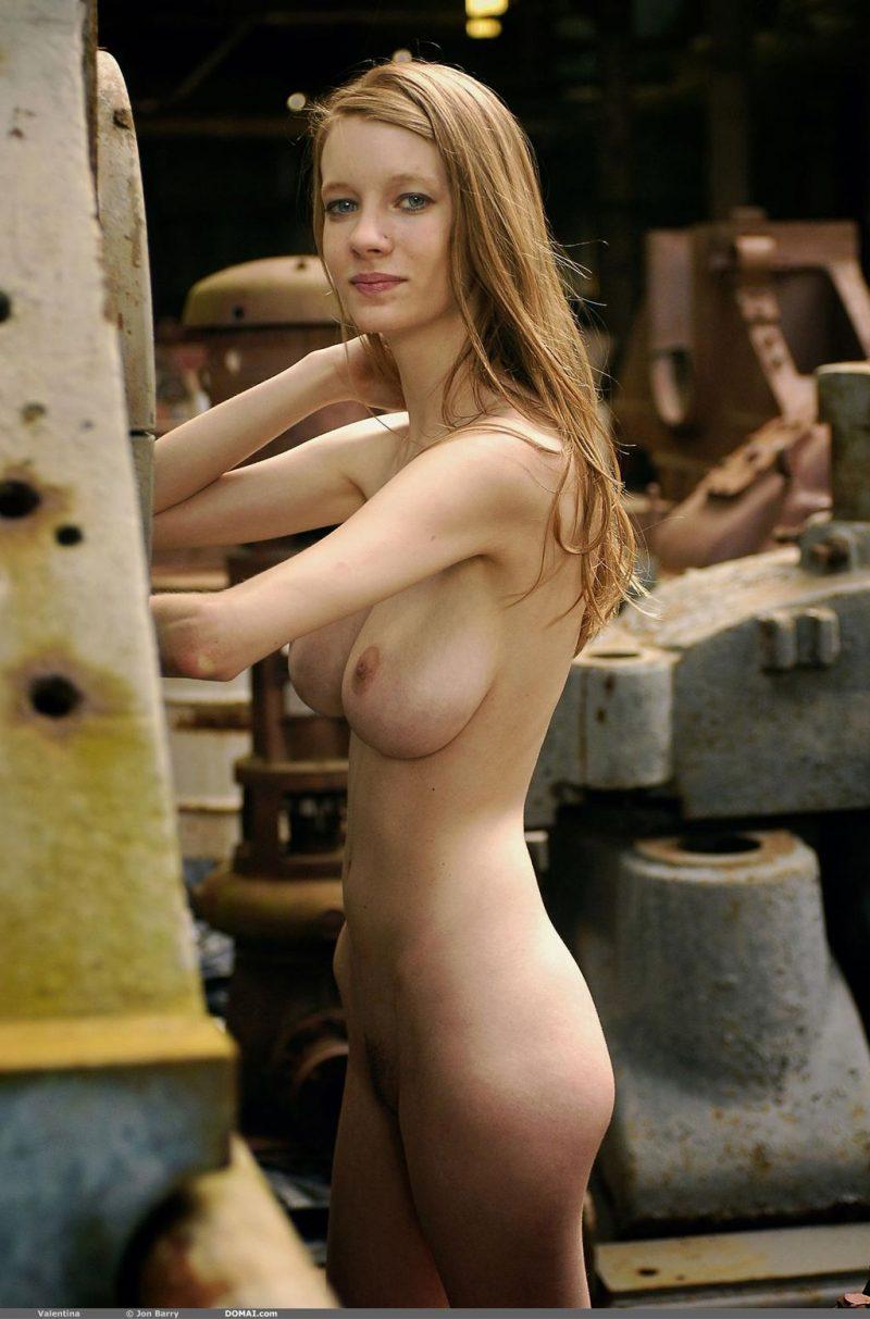 Beautiful busty girl amelia fucked by skinny boy - 1 part 9