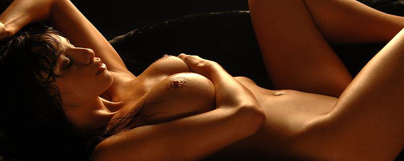 Marta Zawadzka – Hot oiled body