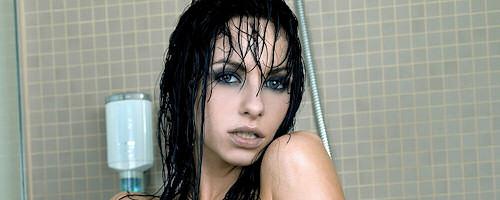 Marta Zawadzka in the shower vol.2