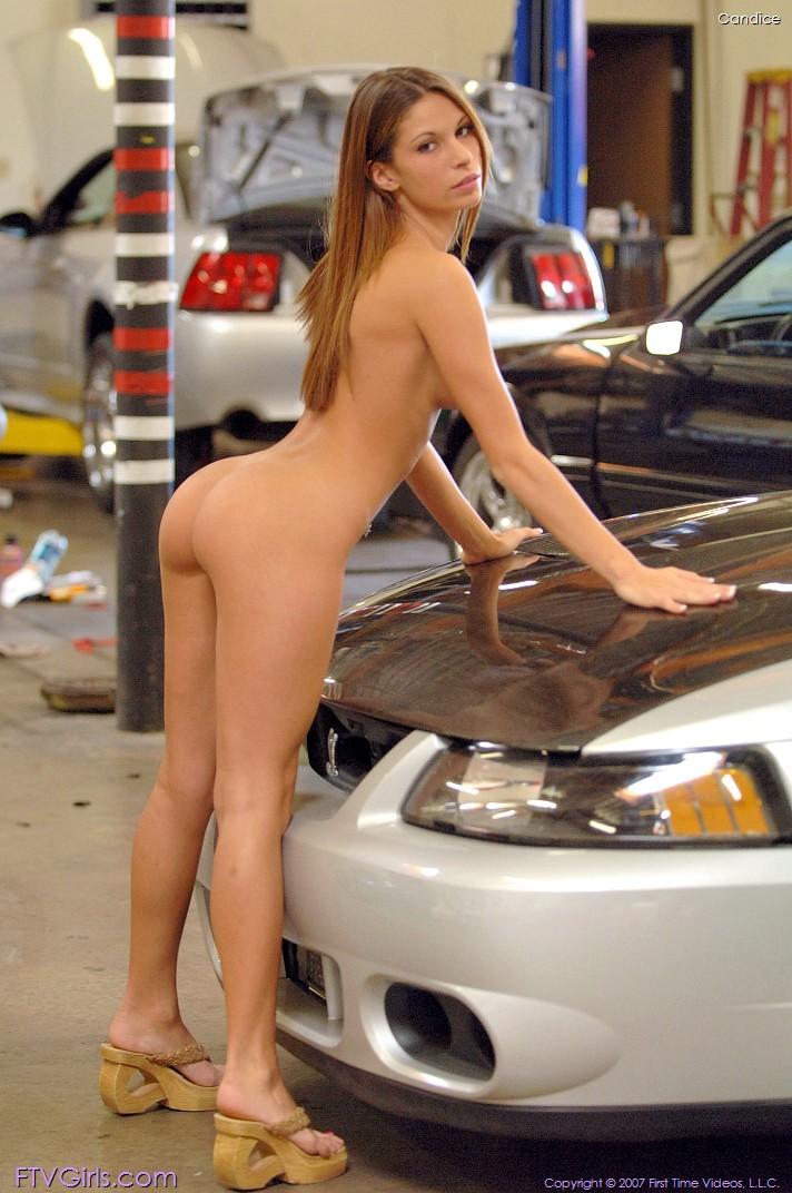 cayton caley mechanician girl   redbust