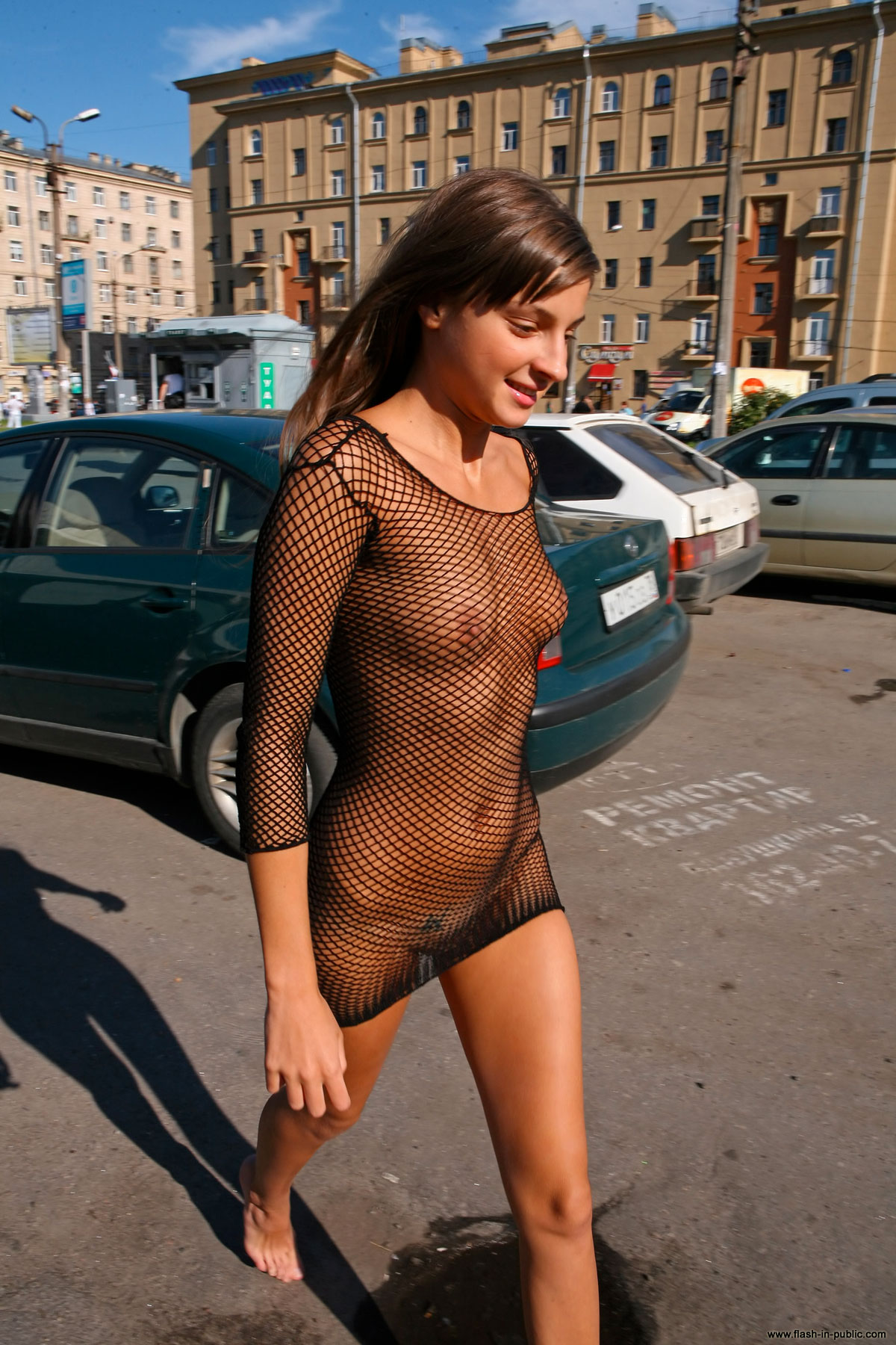 melena-r-nude-fishnet-flash-in-public-27