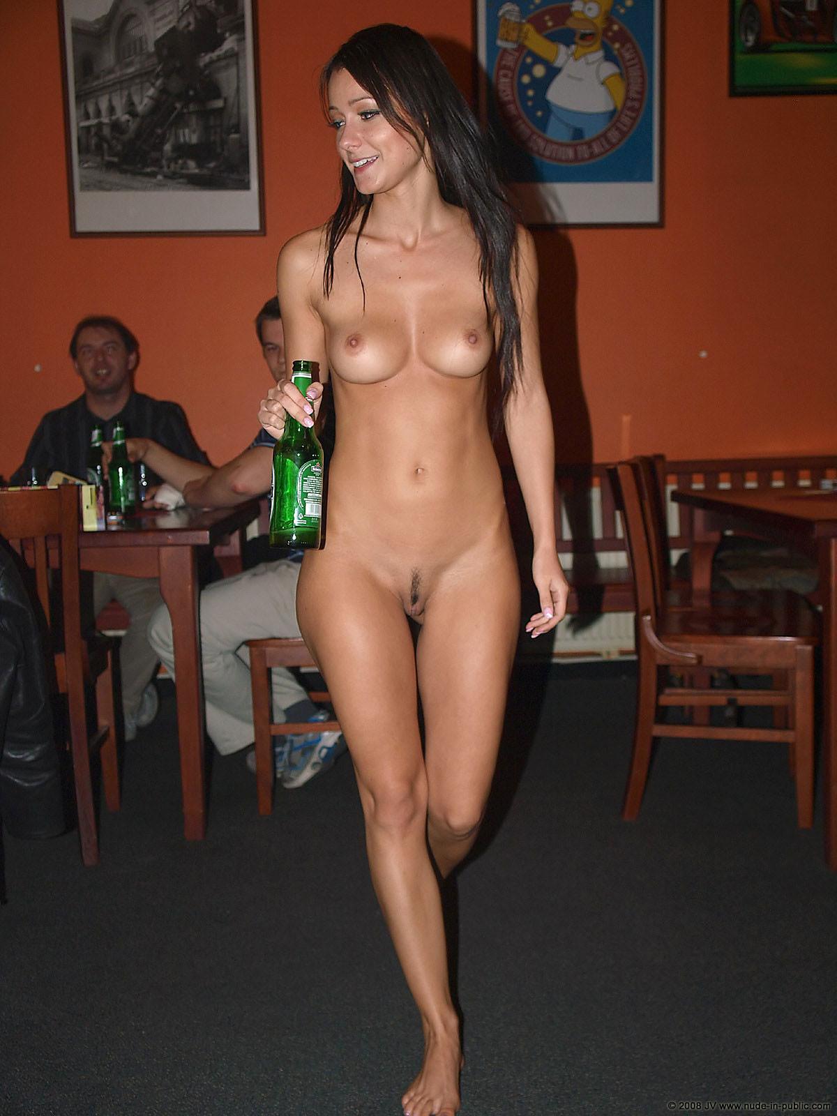 Naked waitress ass, crystal clear adult star