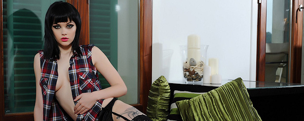 Mellisa Clarke – Garters & stockings