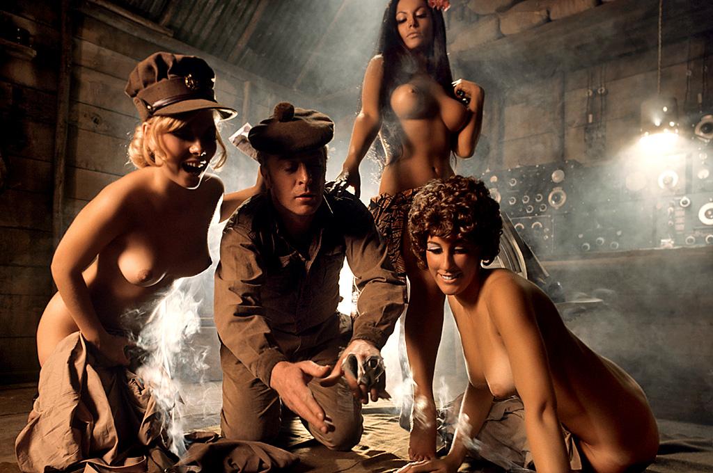 Фильм эротика военное