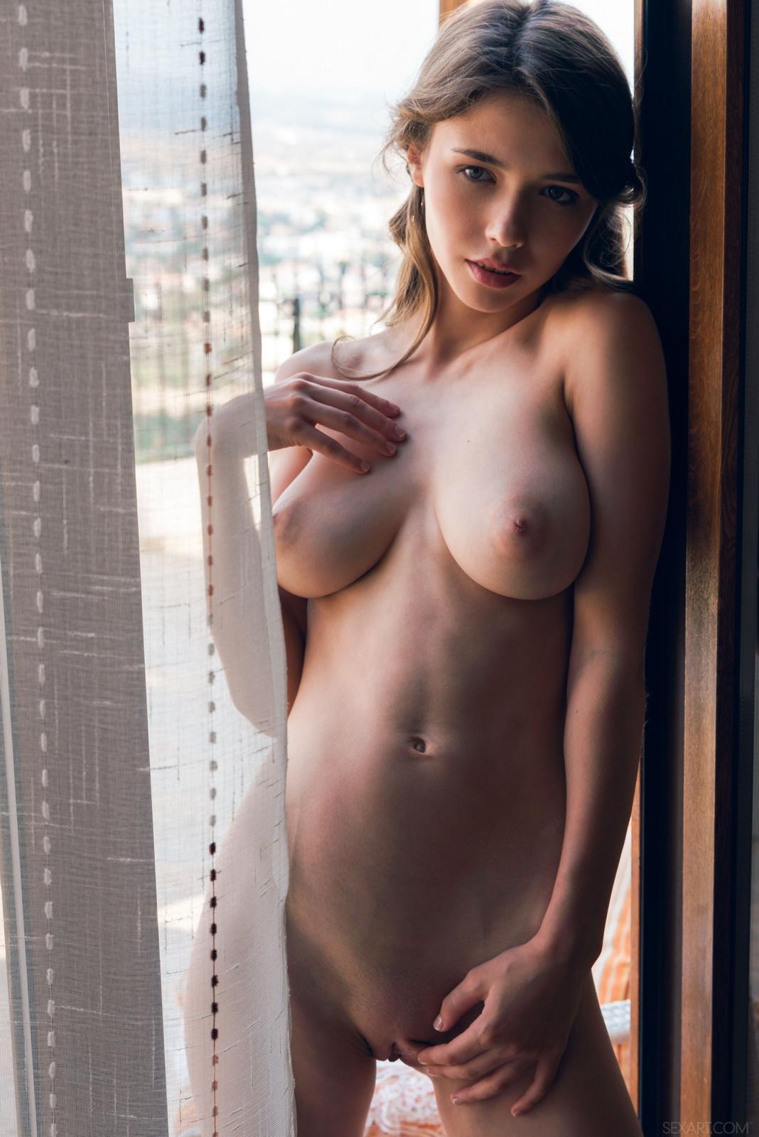 mila-azul-balcony-naked-boobs-slim-sexart-46