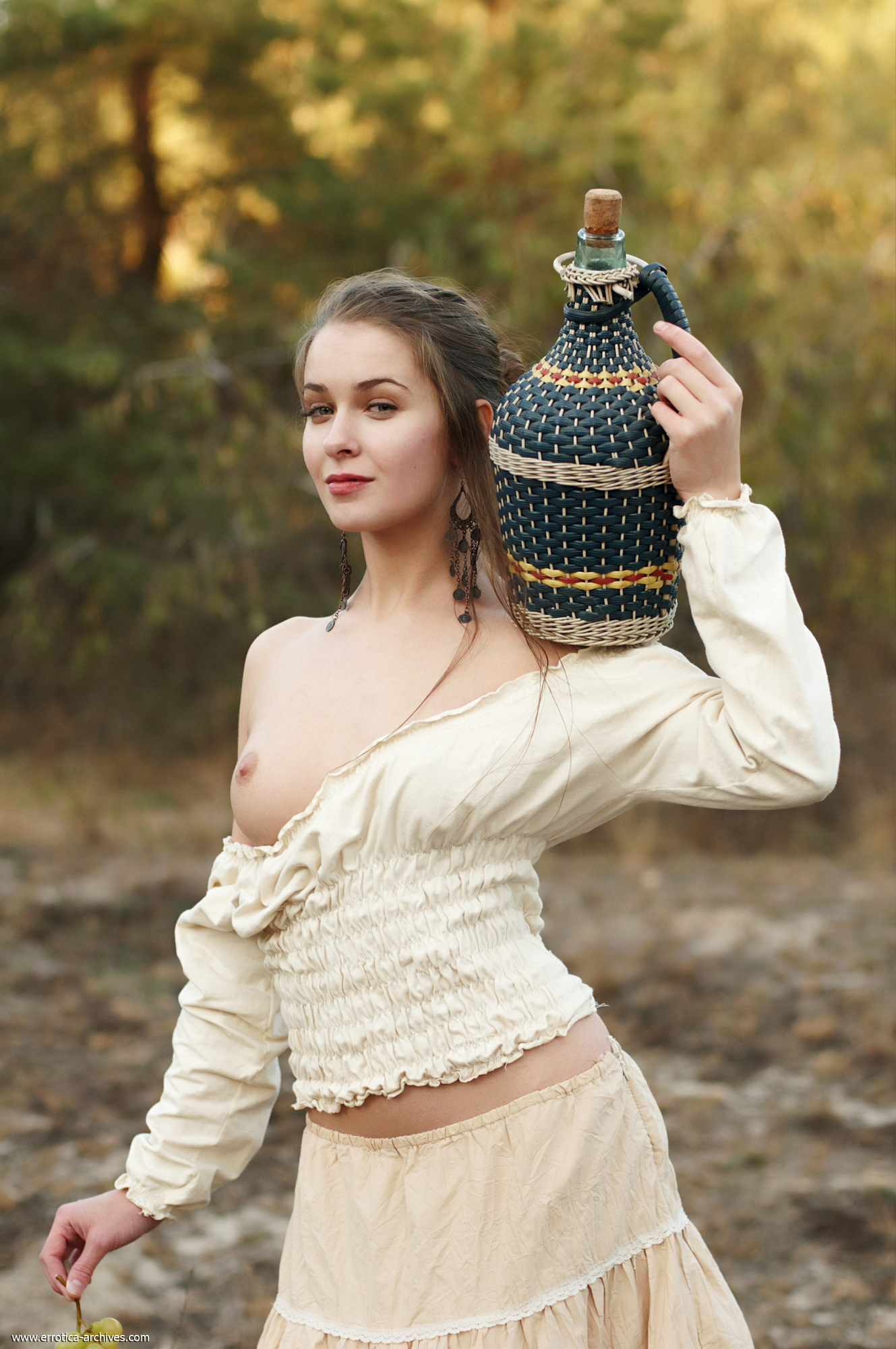 milana-naked-jug-wine-grapes-outdoor-errotica-archives-03