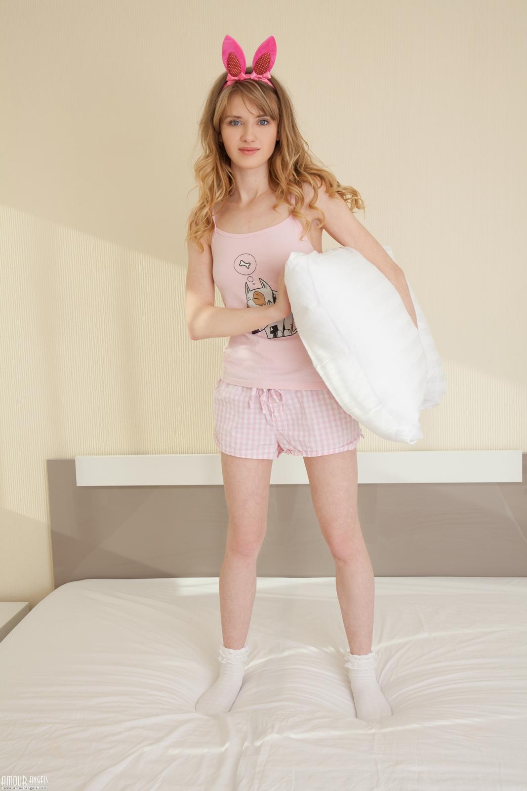 monika-bedroom-naked-white-socks-amour-angels-01