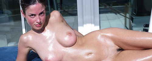 Muriel – Naked sunbathing vol.2