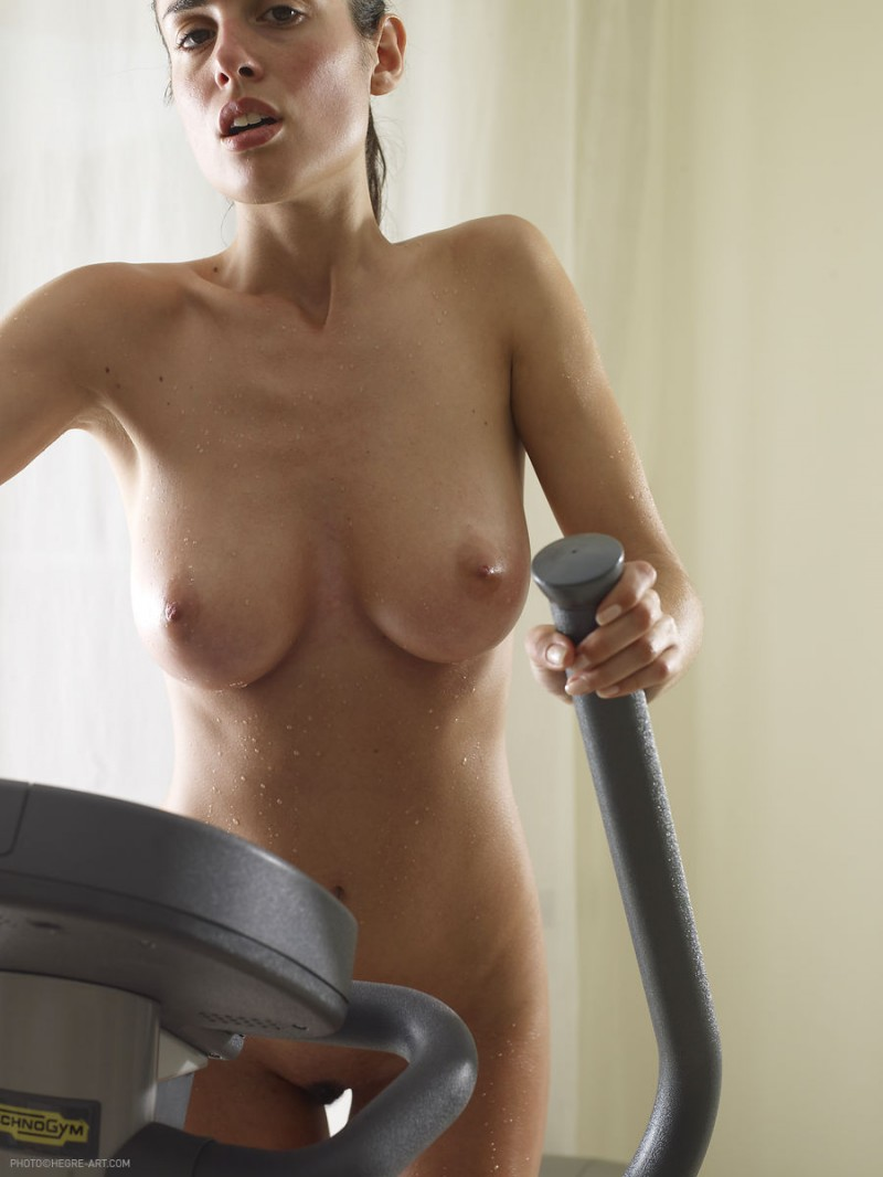 Workout girls naked-6941