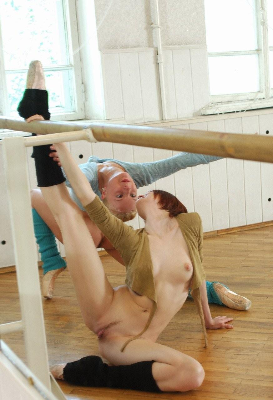 Порно с егой с балериной