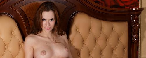 Nansy in bedroom