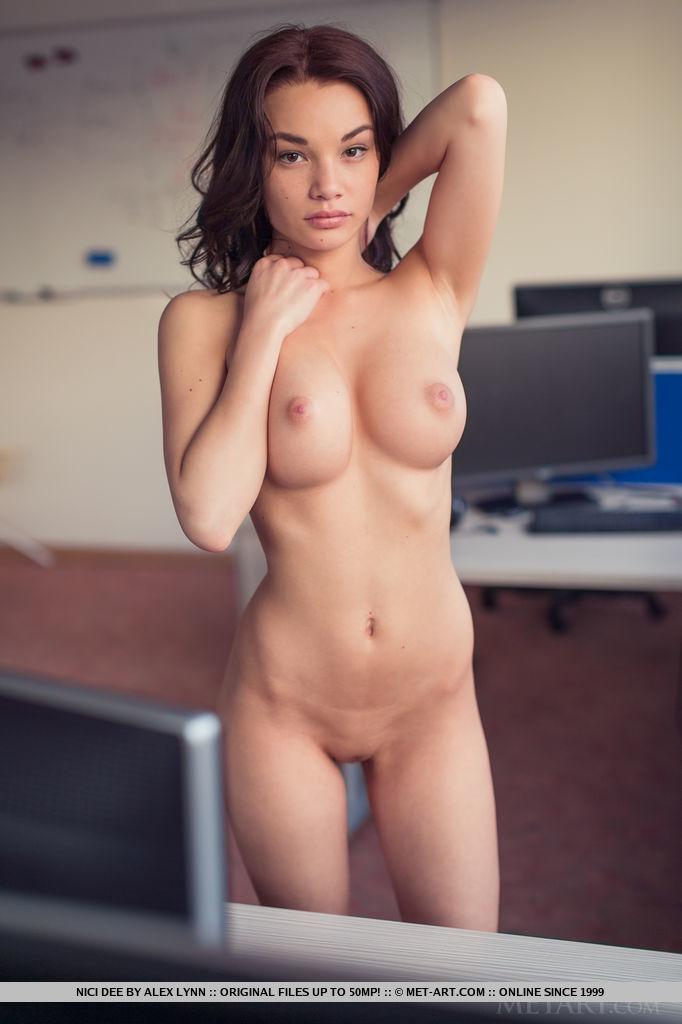 Naughty lesbian threesome porn