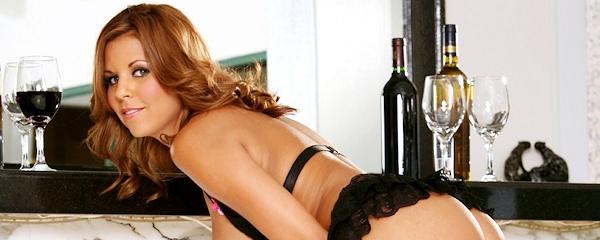 Nicole Graves – Glass of fine wine