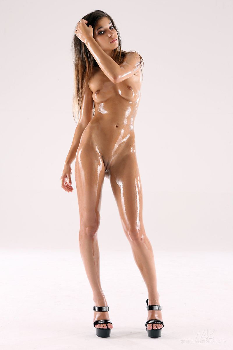 Opinion Sexy oily body nude sex