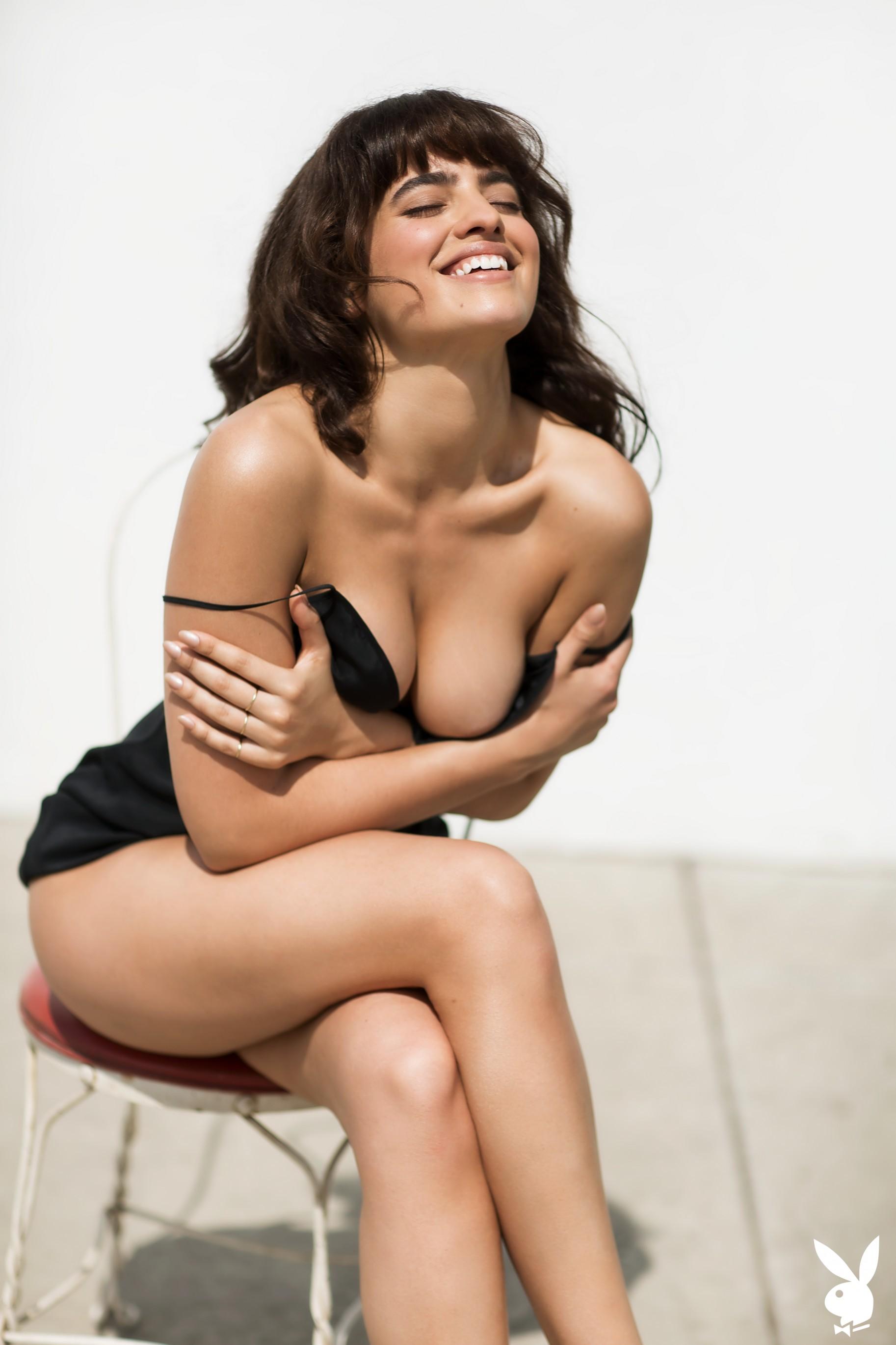 Nude nina daniele Playmate Nina