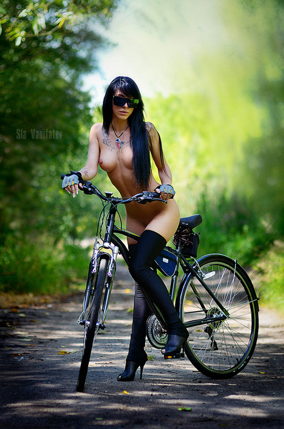 Nude street bike girls thank for