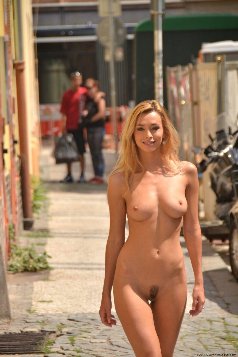 Hot women doing naked yoga-5630