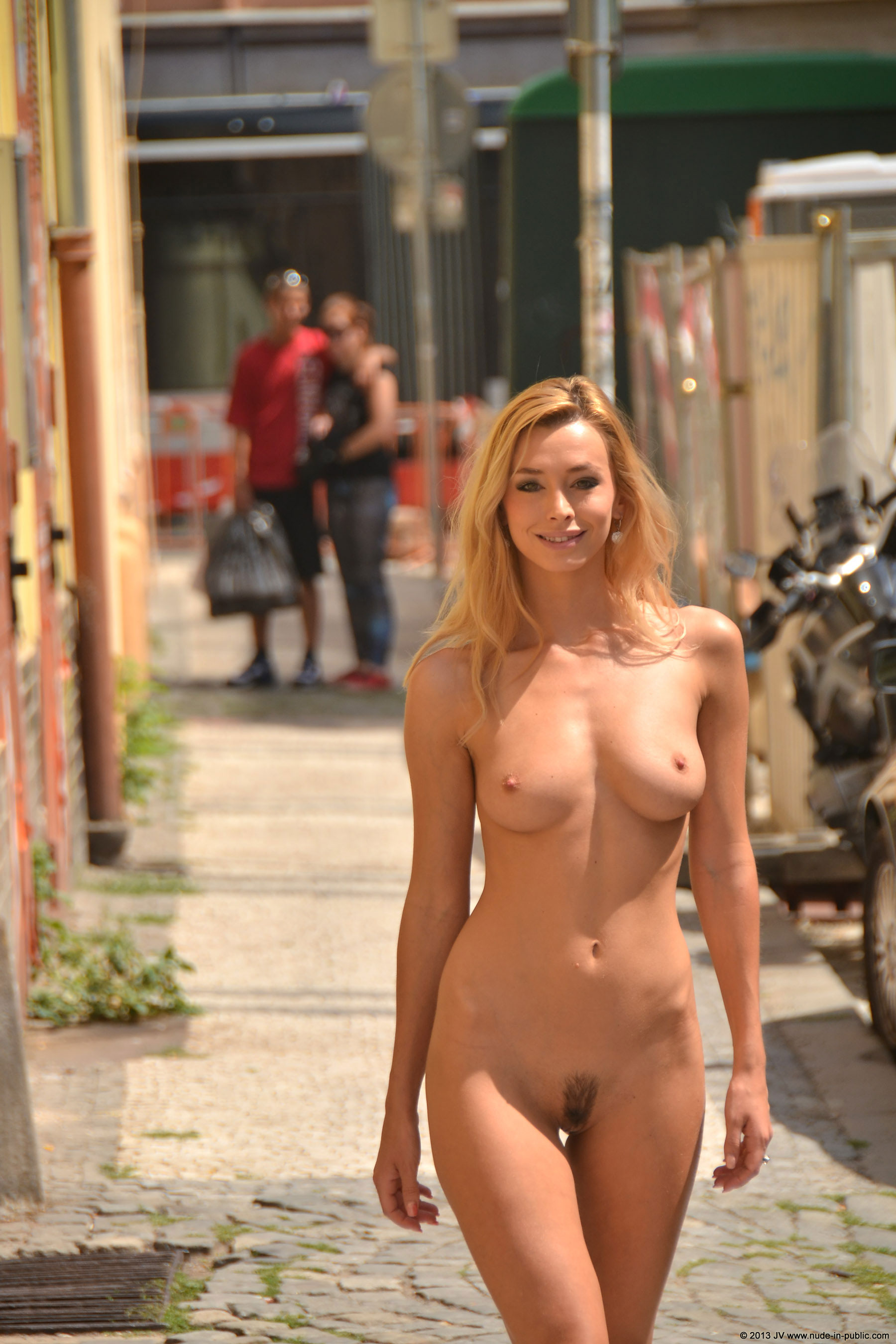 Town naked girls
