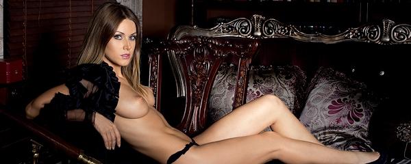 Olga Alberti – Russian Playmate