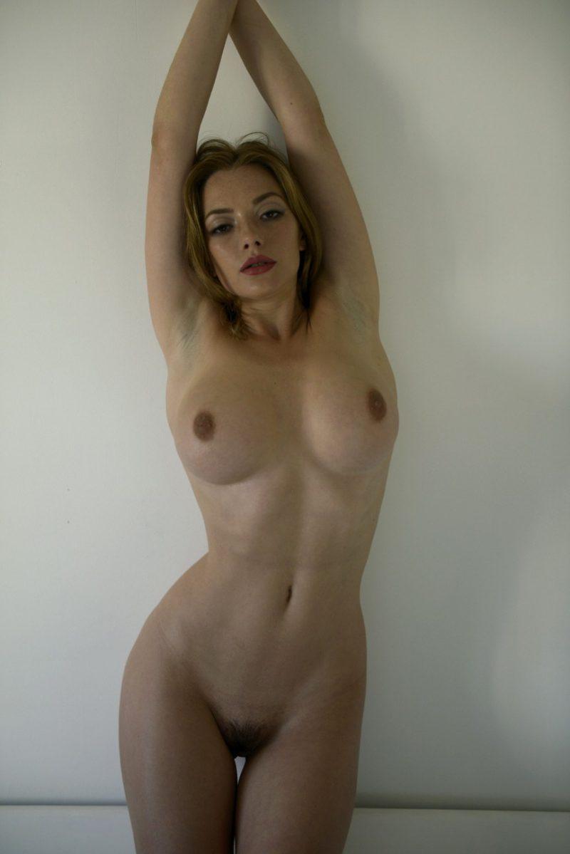 Hot girl in tight shirt