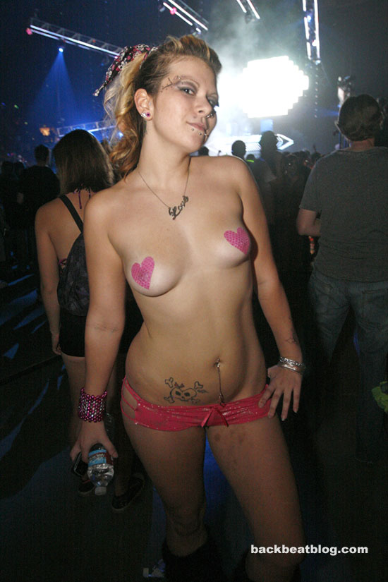 Real raver girl wet pussy with you