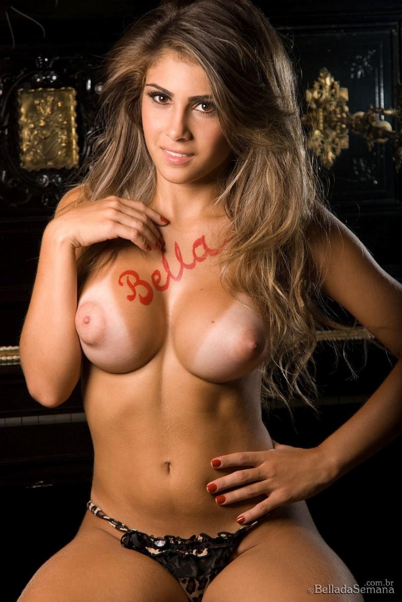 Ana Paula Naked paula rebello – sexy brazilian beauty - redbust