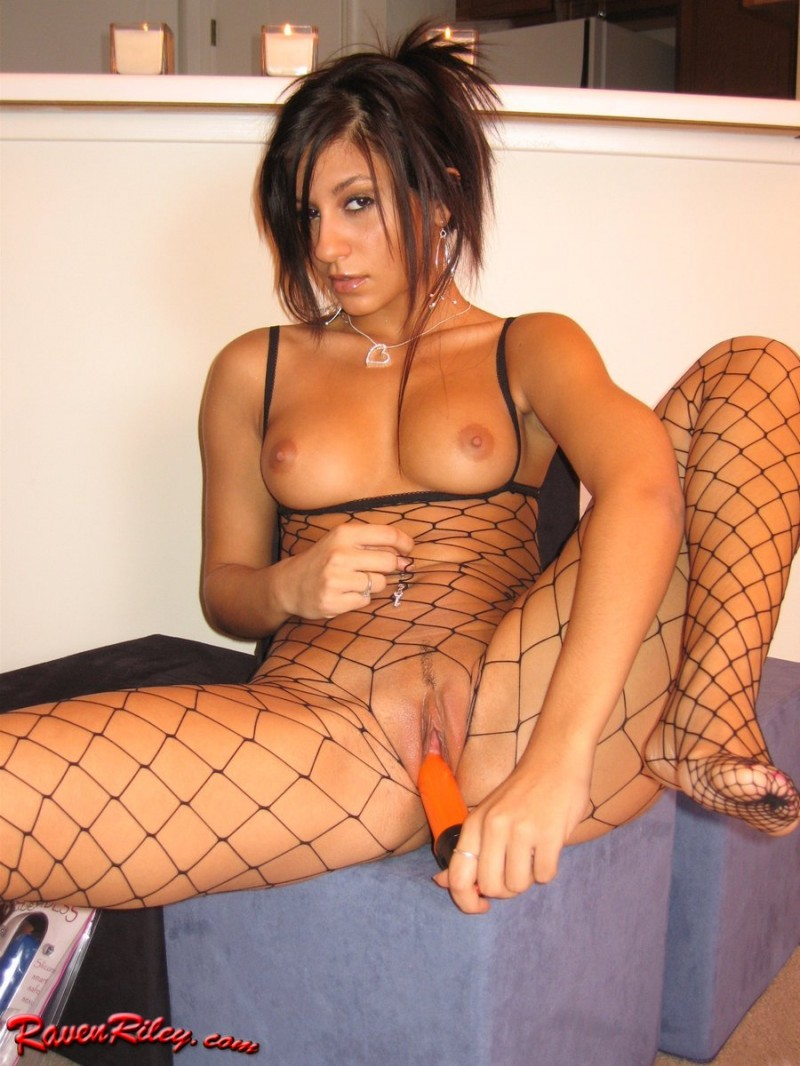 Raven riley stockings