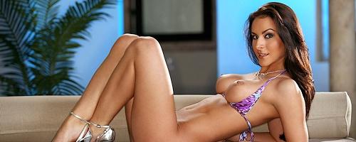 Rebecca Lynn in bikini