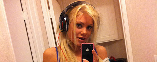 Riley Steele – Private self shot photos