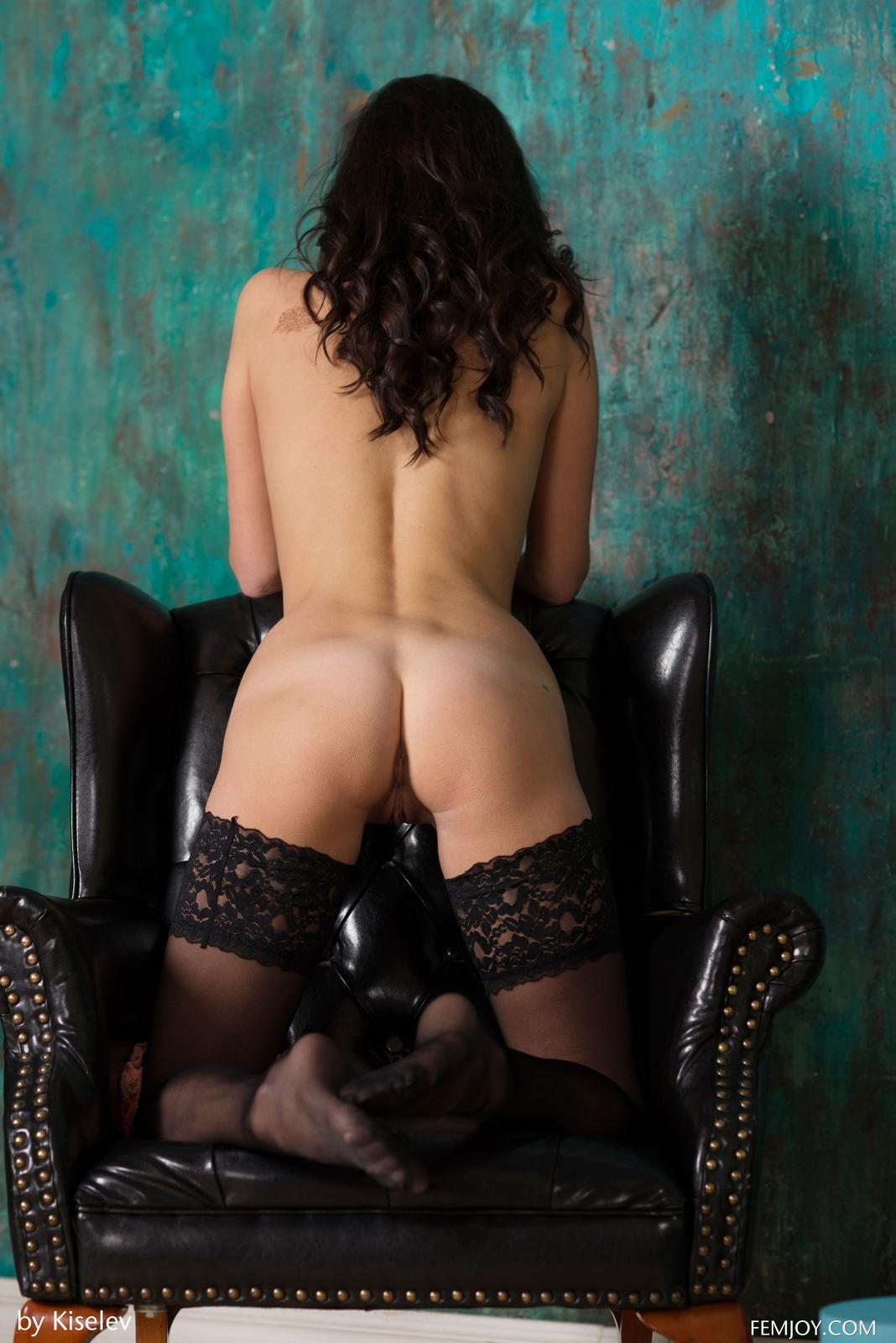 nika-a-nude-black-stockings-armchair-femjoy-14