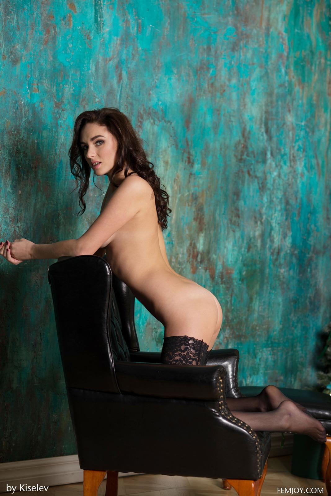 nika-a-nude-black-stockings-armchair-femjoy-15