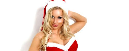 Santa's Girls – Jenny Poussin
