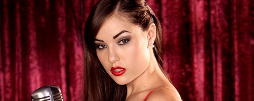 Sasha Grey – Singing star