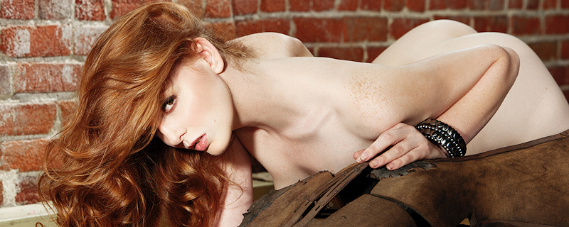 Shaun Tia – Redhead from Austin