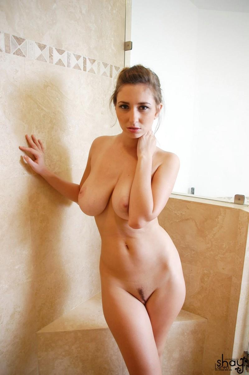 Shay Laren  Shower Time - Redbust-3993