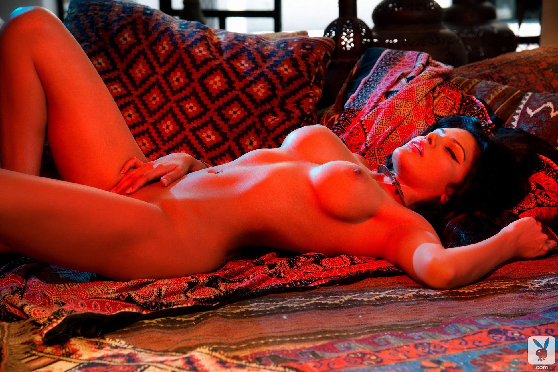 sherlyn chopra naked in playboy