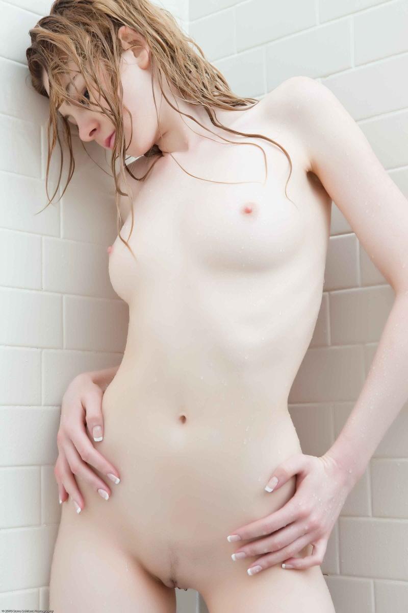 japanese pale skin beauty nude