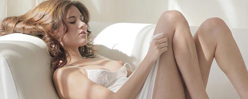 Shyla Jennings in sexy nighty