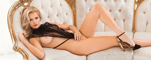 Stephanie Branton – Miss September 2014