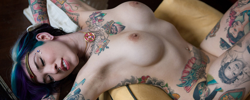 Suicide Girls vol.10