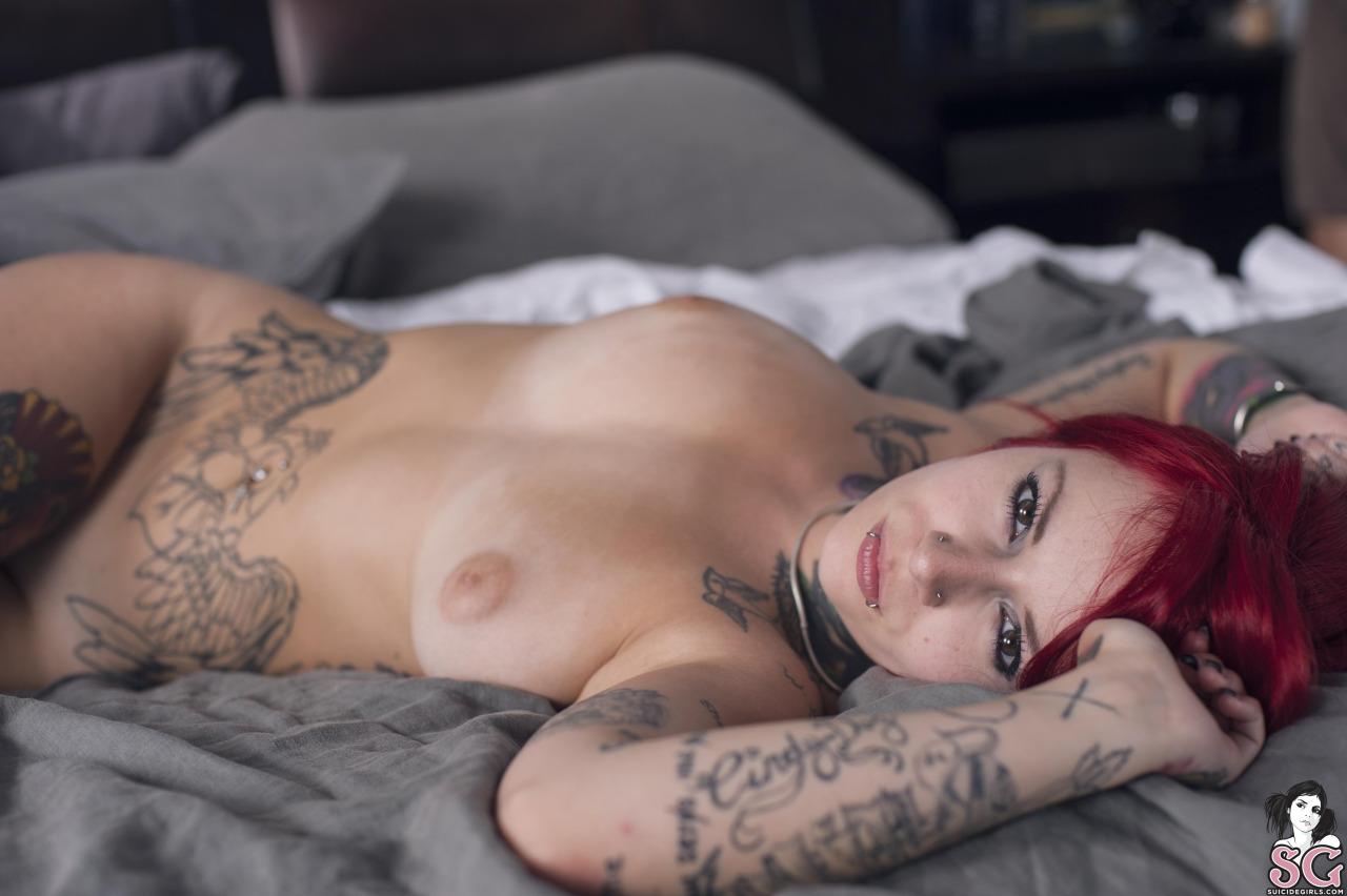 Katie pillow nude