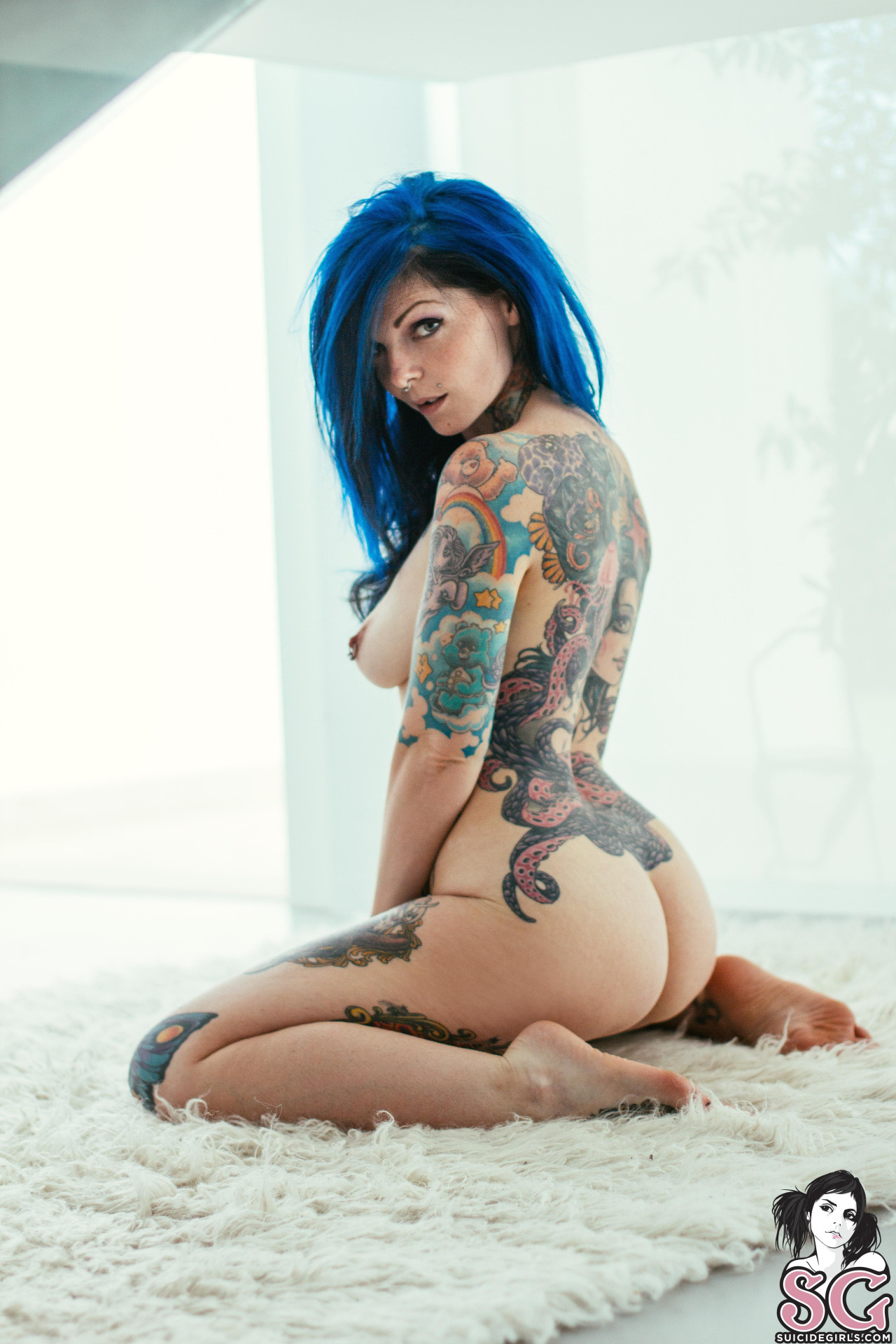 suicide girls nude tattoos
