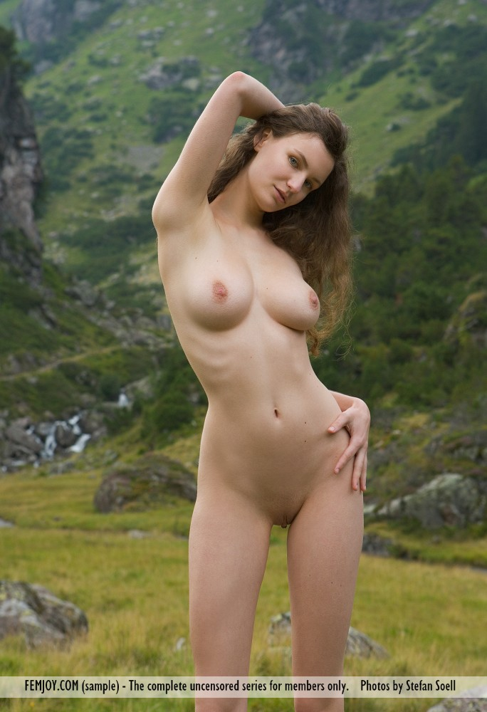 Naked nude