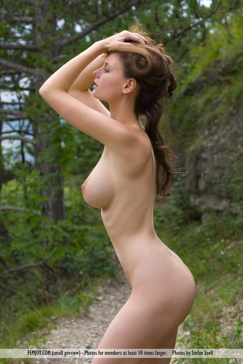Pot Susann skozi gozd - Redbust-6439