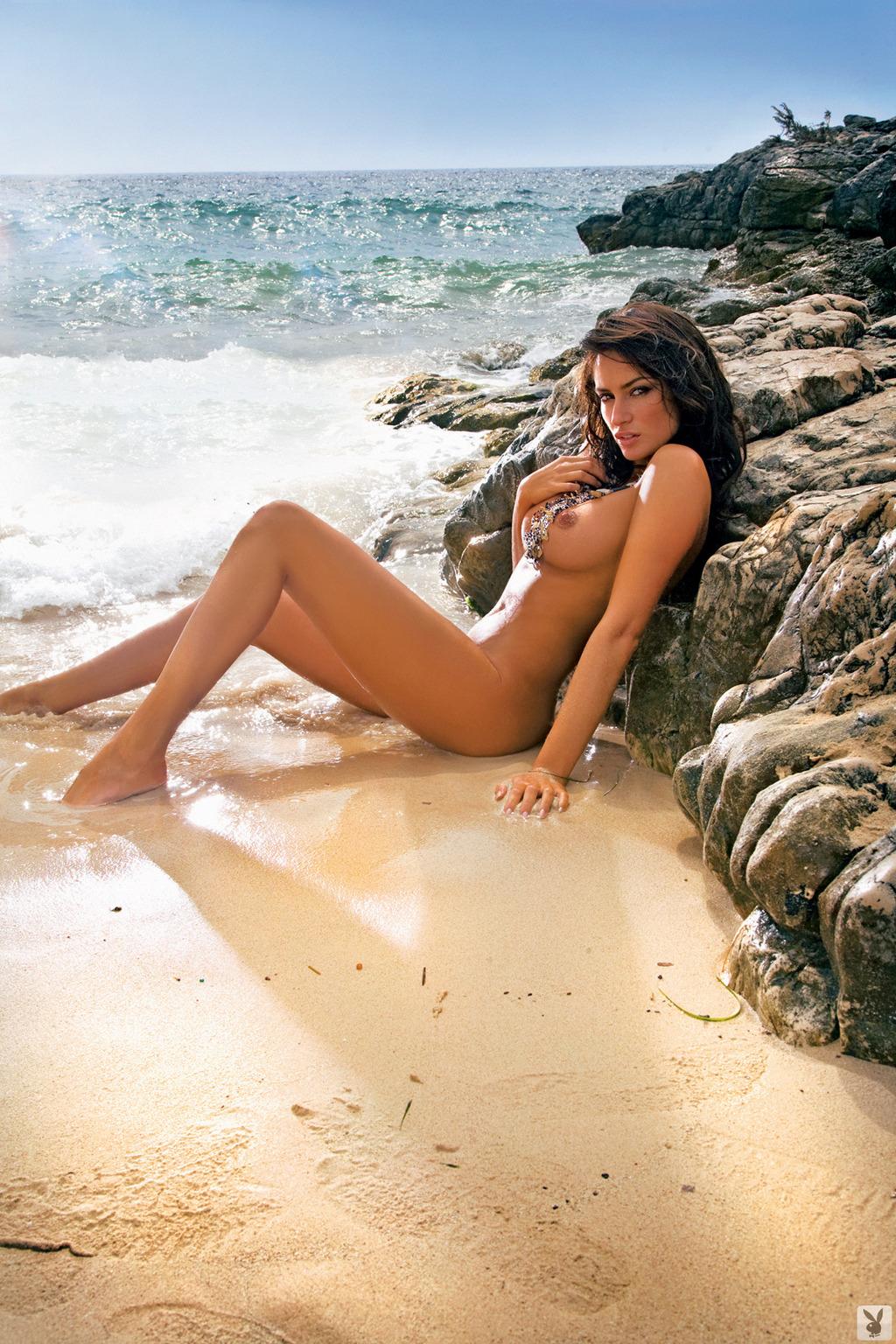 Пляжная эротика онлайн, отымел чужая жена видео
