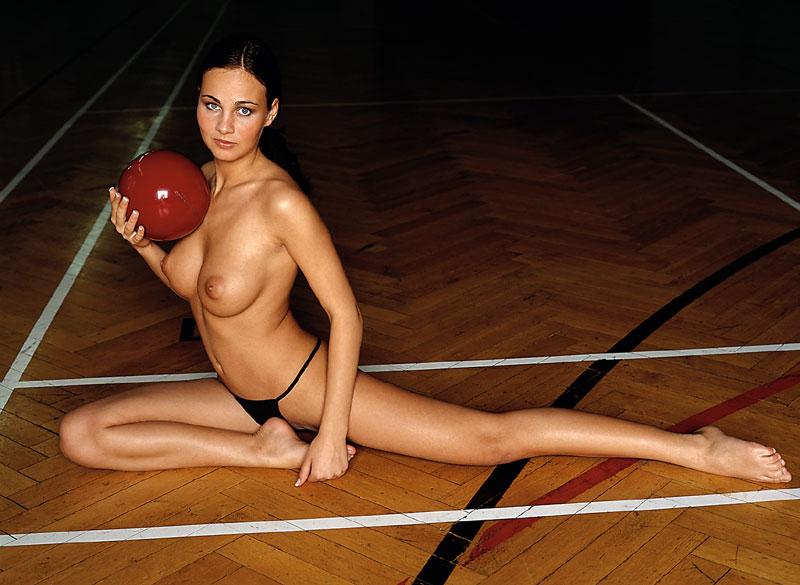 частное интимное фото спортсменок она