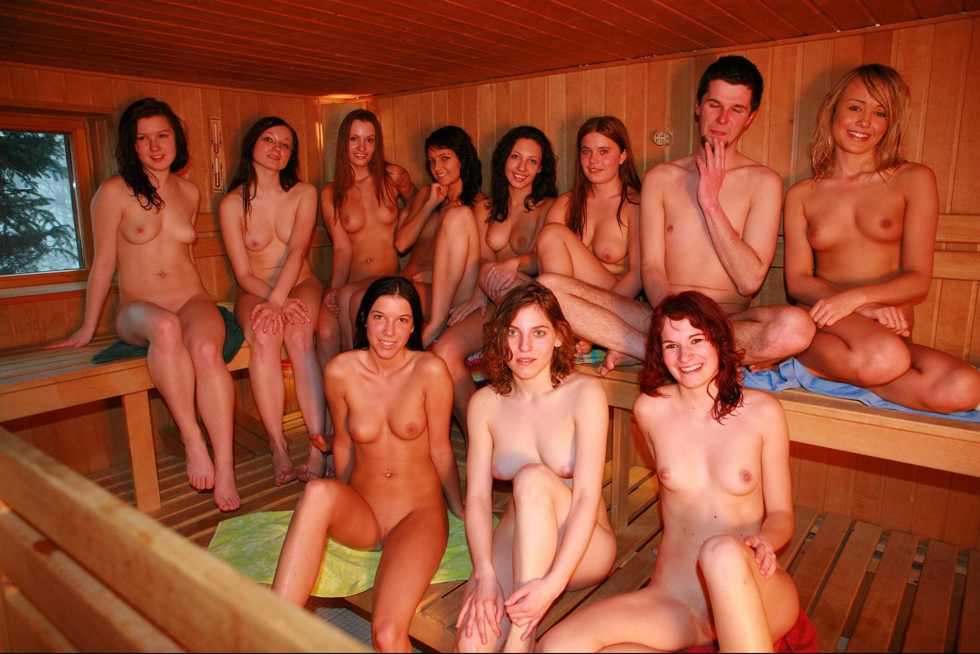 ten-girls-&-one-guy-sauna-55