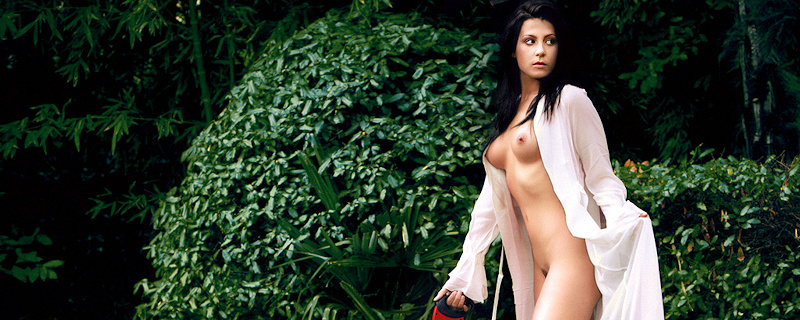 Tina Kovacevic – Brunette from Serbia